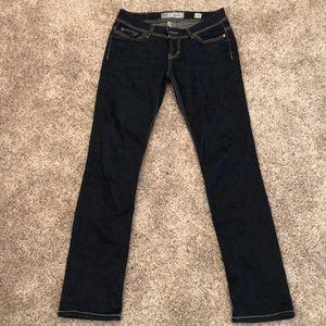 BKE Dark Wash Skinny Payton Denim Jeans 27R